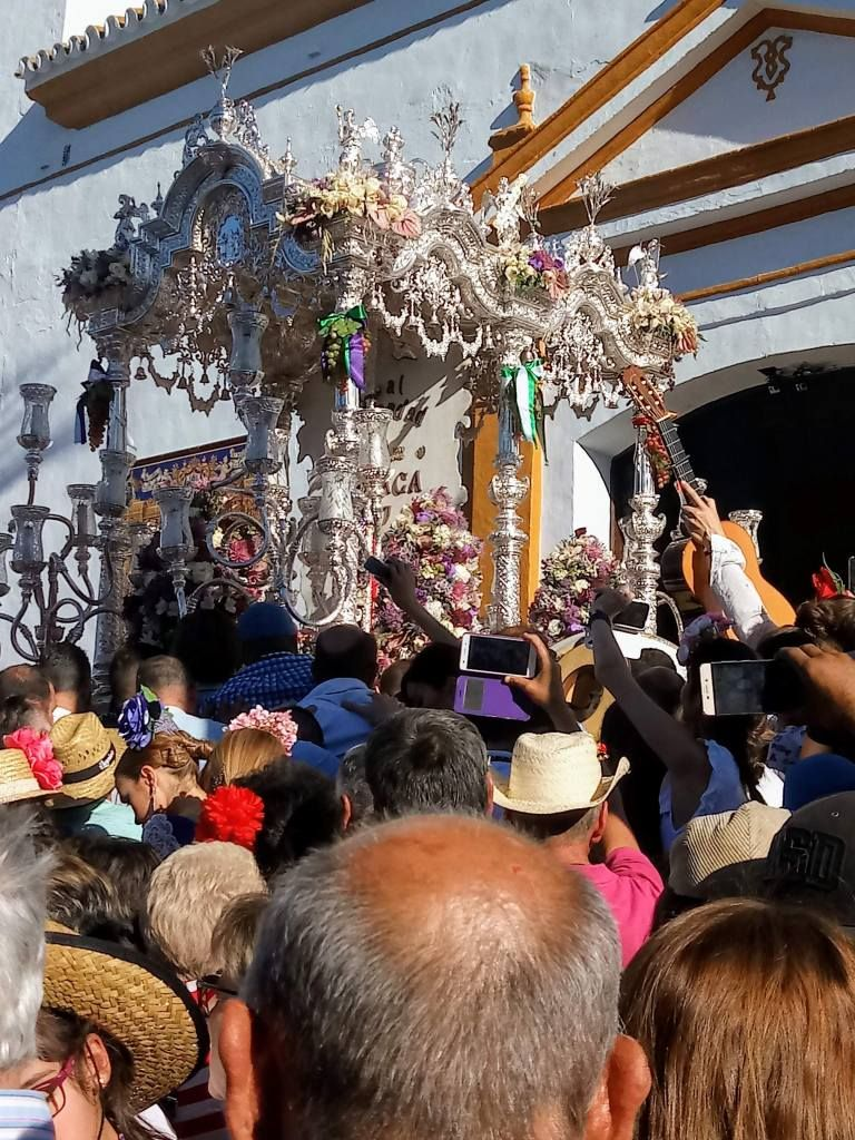 15 Ideas De Carretas Simpecado Carretilla Romeria Hermandad