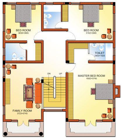 Firstfloor Jpg 418 481 Maple Floor Plans House Design Building Plans