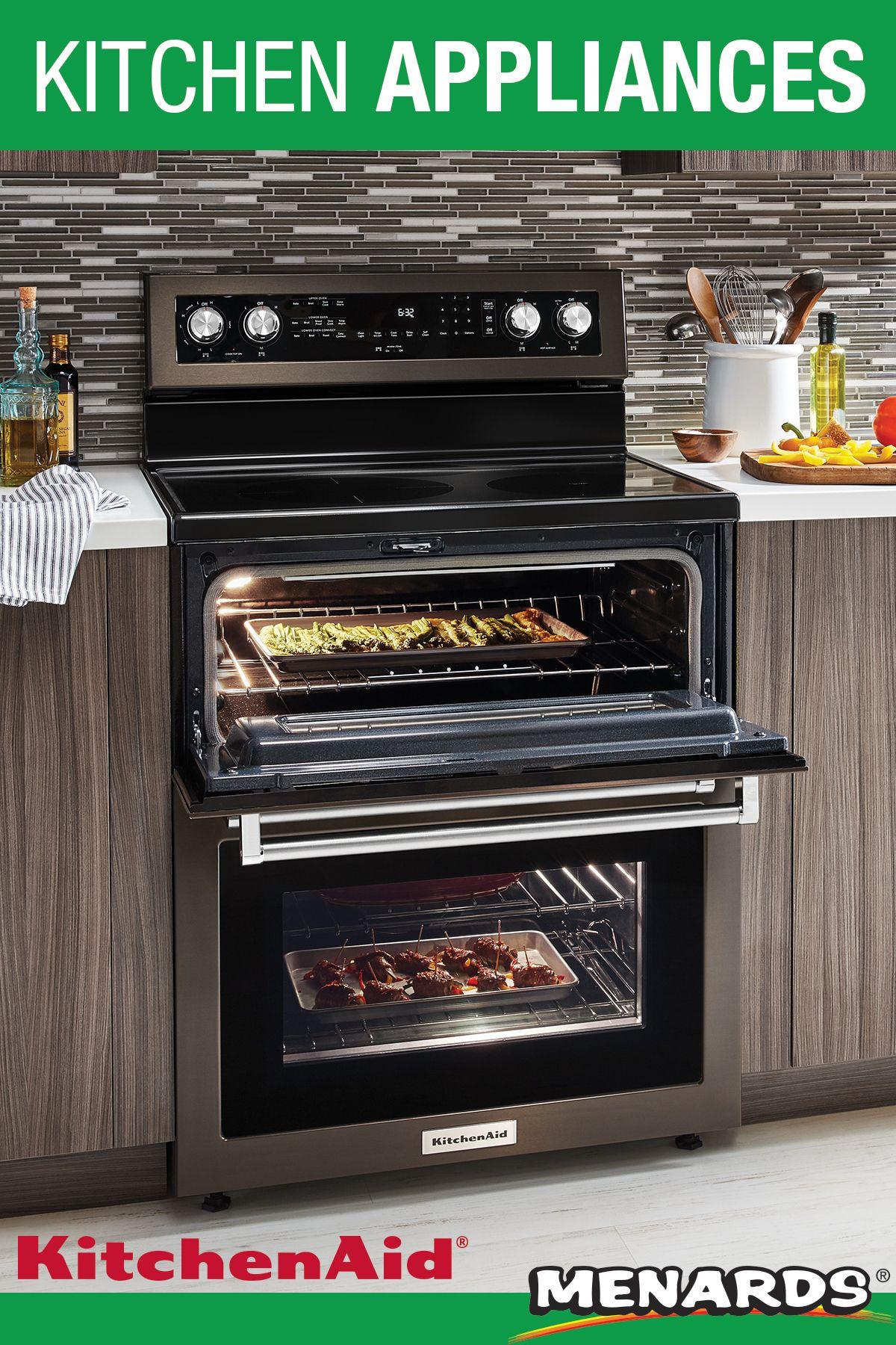 Kitchenaid 30 black stainless steel electric smoothtop 6