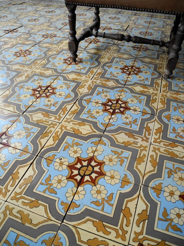 French Tiles Google Search