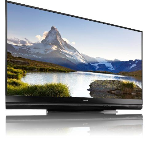 Mitsubishi WD82C12 Home Cinema 82-Inch DLP 1080p Projection TV Review