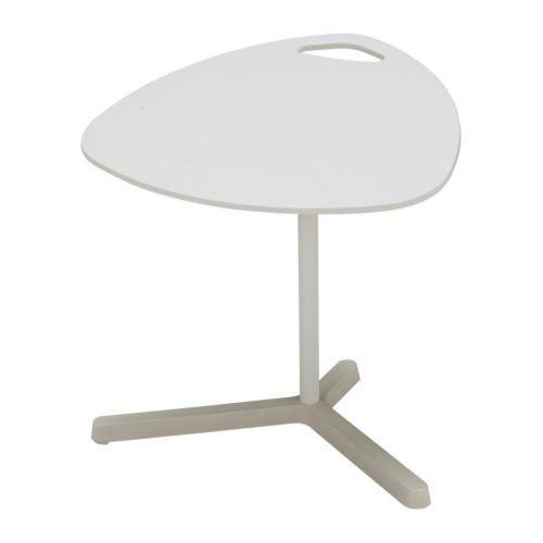 Est Ikea Dave White Laptop Stand
