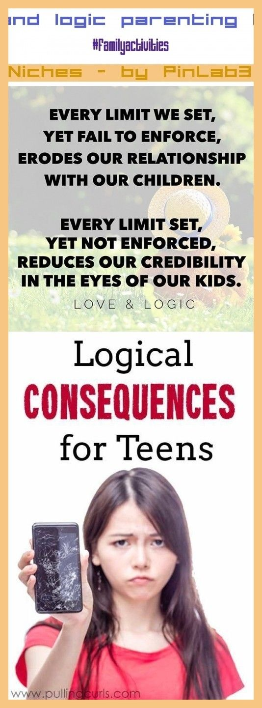 Photo of Love and logic parenting teens #logic #parenting #teens #liebe #logik #elter