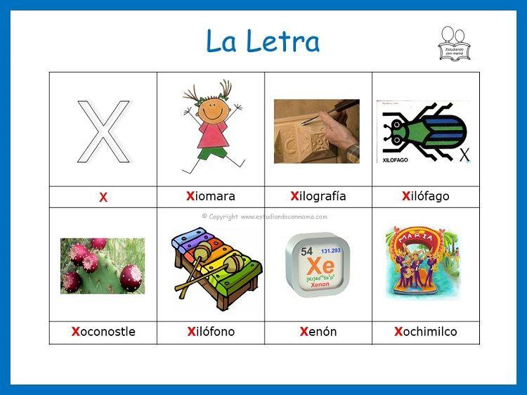 Letra067 Letras Para Niños Actividades Para Niños Fichas De Preescolar