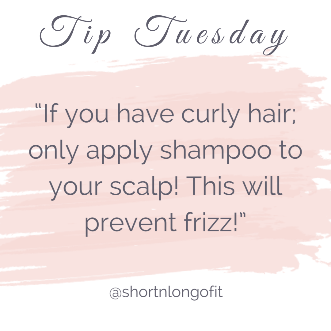 Works for me so I know it will work for you!🙅🏻♀️💁🏽♀️🙆🏼♀️ 〰️  #tiptuesday #tuesdaytip #goodhairday #haircare #monat #shampoo #hairboss #bossbabe #longnshortofit