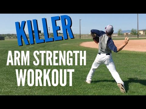Top 3 Exercises For A Baseball Catcher Youtube Softball Workouts Baseball Workouts Baseball Strength Training