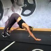 #fitness #shred #core #abAb & Core Shred  - fitness -Ab & Core Shred  - fitness -  2️⃣ FLUTTER KICKS...