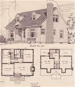 Image Detail For Colonial Revival Cape Cod House Plans The - Colonial cape cod style house plans