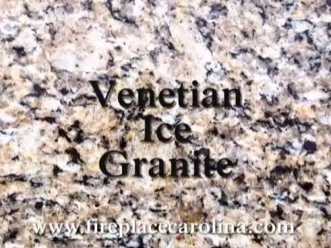 Venetian Ice Granite Installed In This Mint Hill NC Kitchen. The Granite  Was Fabricated With