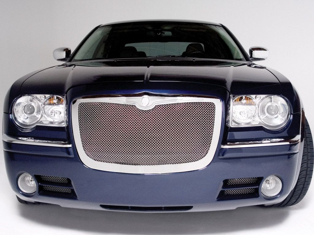 2017 Chrysler 300 Hybrid Front View Car Picture Hd Wallpaper