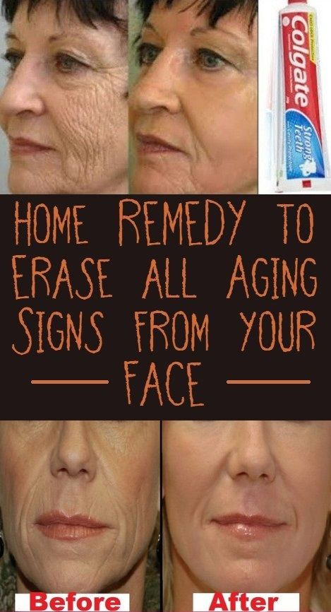 4 Effective Remedies That Remove Wrinkles And All Aging Signs