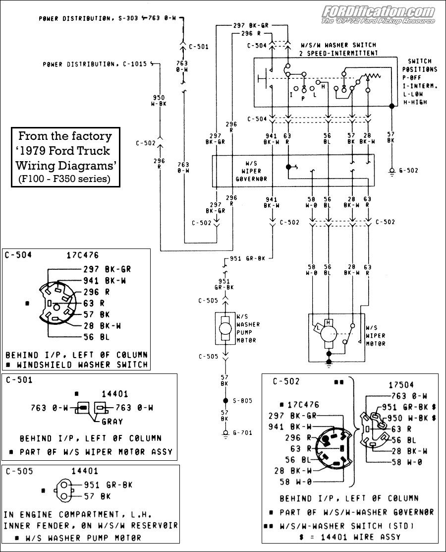 Ford Tractor Ignition Switch Wiring Diagram from i.pinimg.com