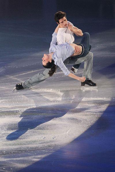Tessa Virtue and Scott Moir (Canada)