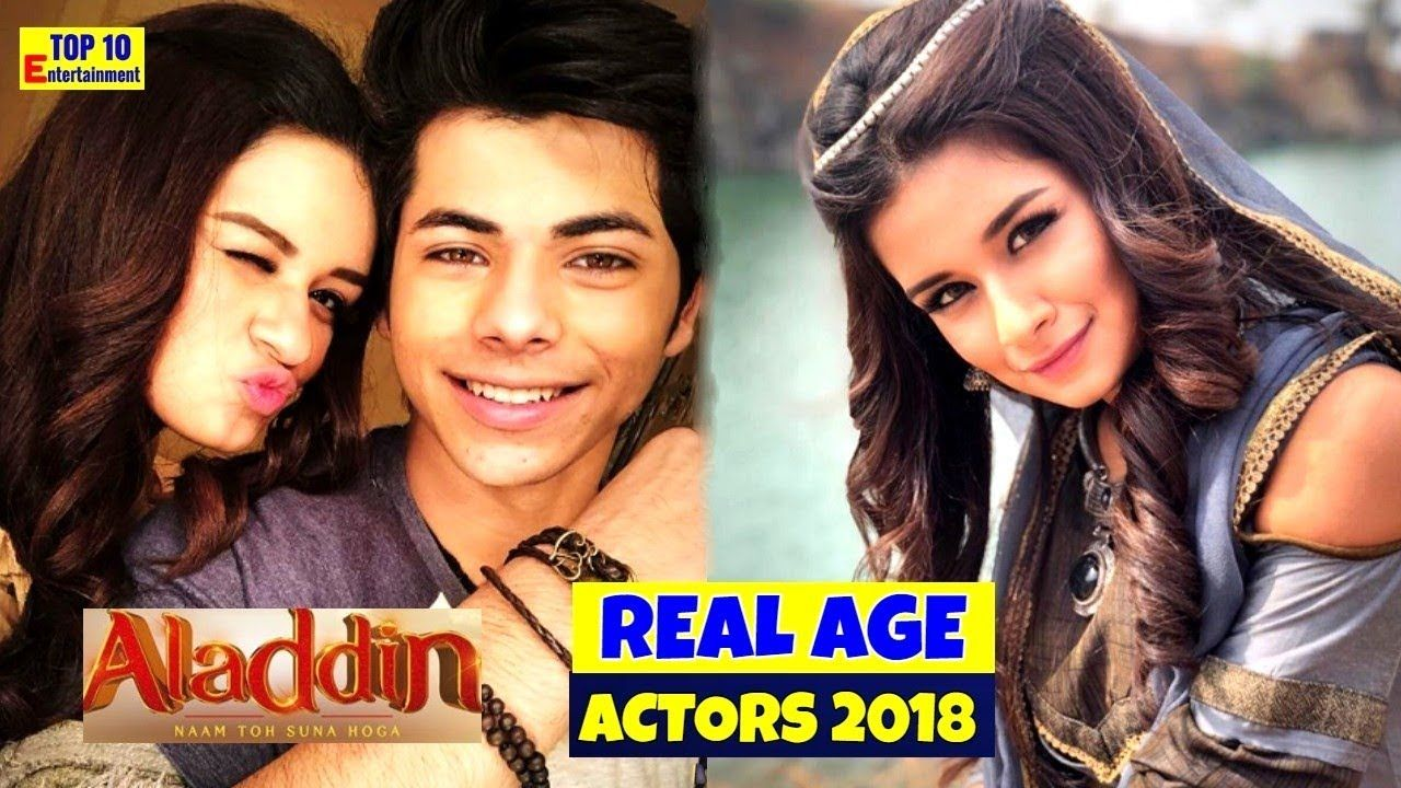 Real Age actors Aladdin - Naam Toh Suna Hoga is SAB TV