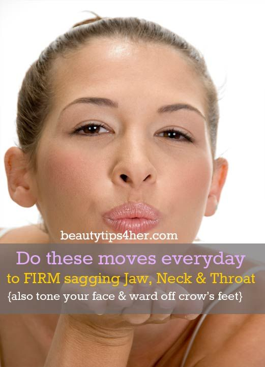 Ageless facial exercise