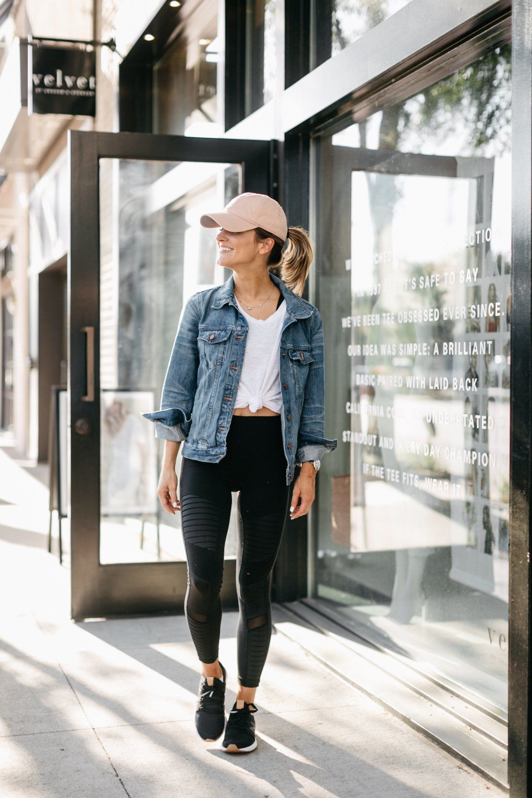 5 Tips for Pulling Off Athleisure (4 Looks!) • BrightonTheDay