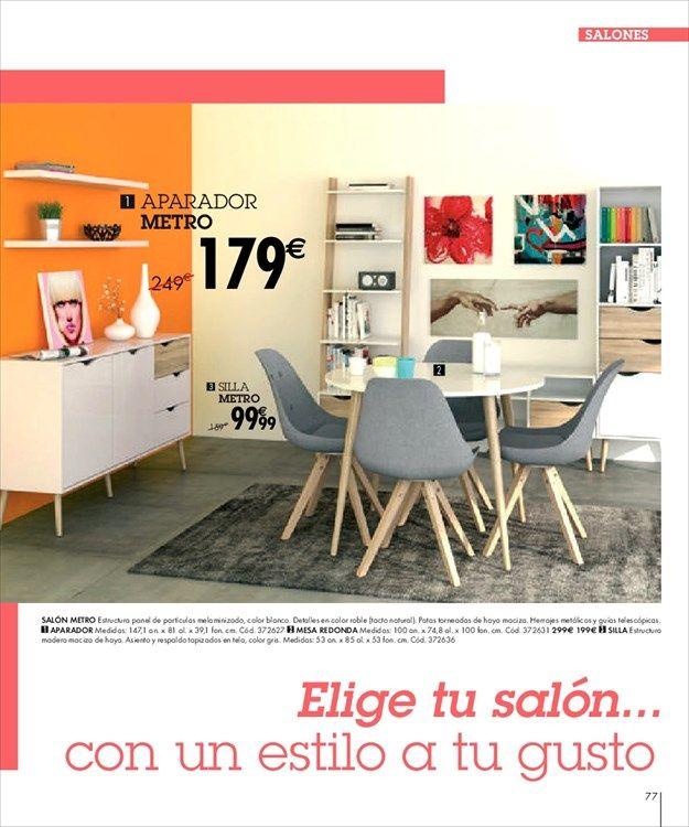 Catálogo de ofertas de Conforama | Comedores / DiningLiving room ...