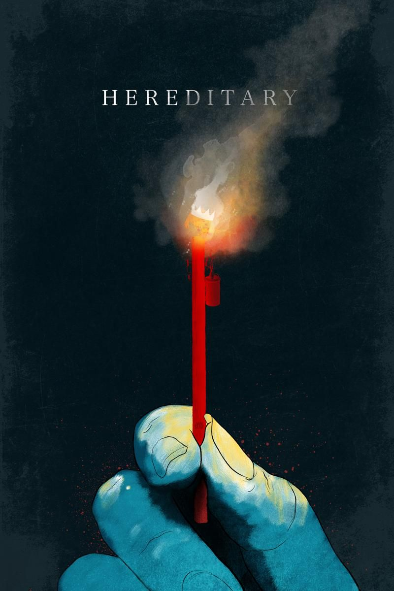 Hereditary 2018 800 X 1200 Movieposterporn In 2019 Iconic