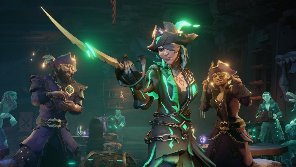 How To Get Sea Of Thieves Free On Xbox