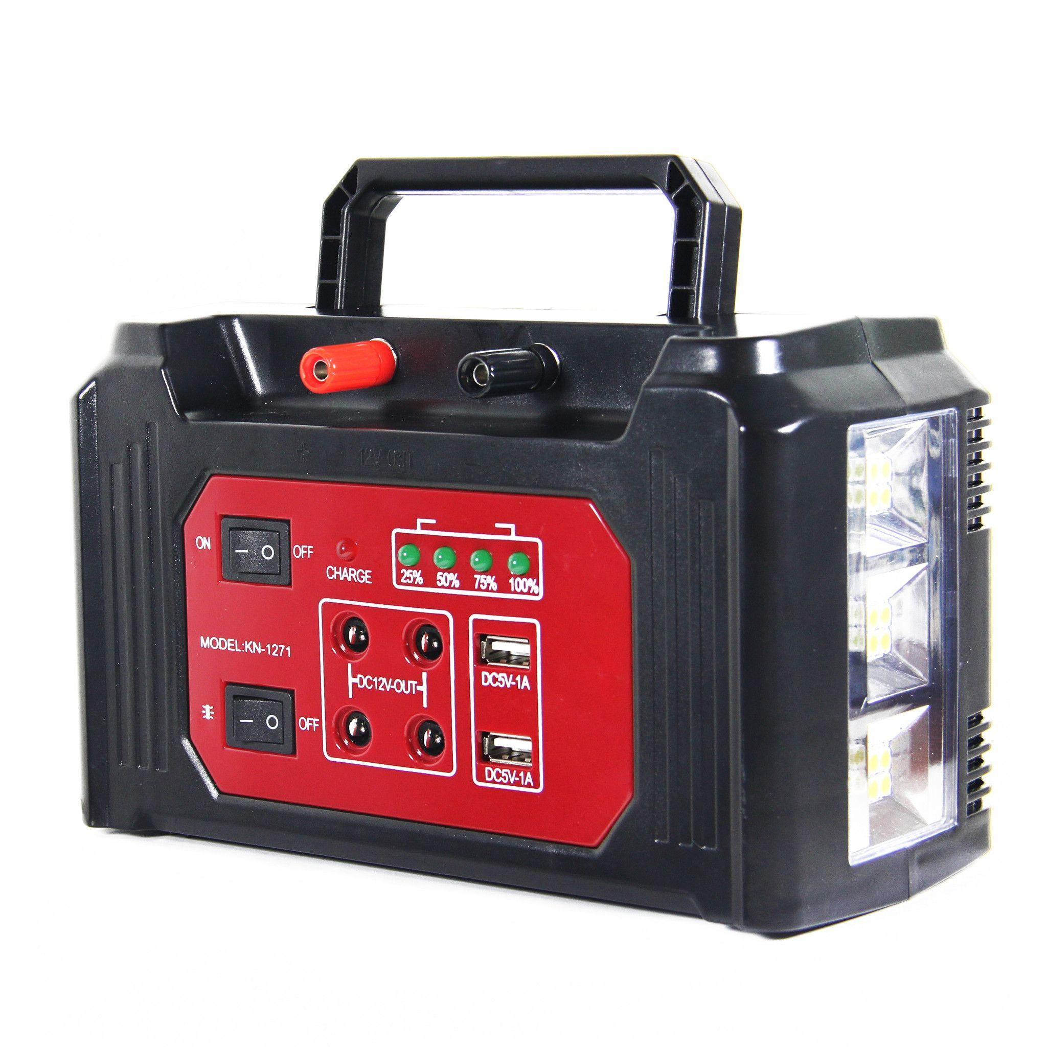 Rechargeable Power Supply W Led Spotlight Torch Lamp System Pack Tank Ups Ac Dc Led Spotlight Power Supply Recharge