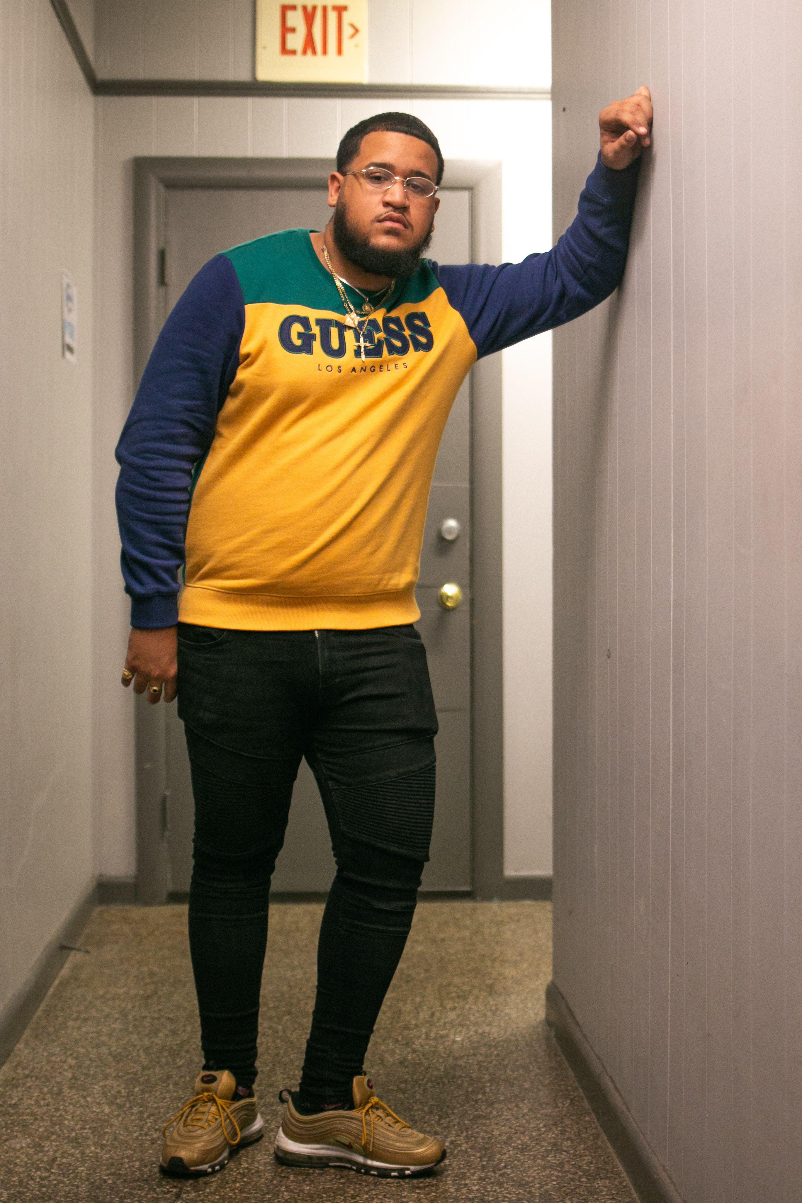 Plus Size, Men's Fashion, Urban Fashion, Street Wear   Mens