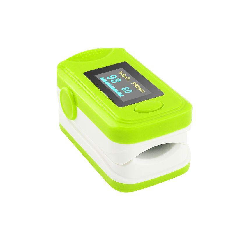 Best selling spo2 monitor finger pulse oximeter audio