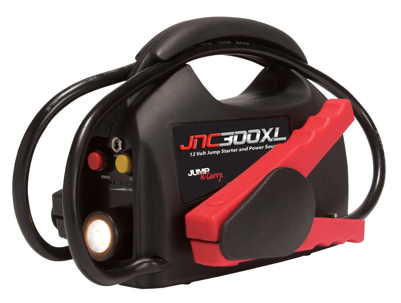 JumpNCarry JNC300XL 900 Peak Amp