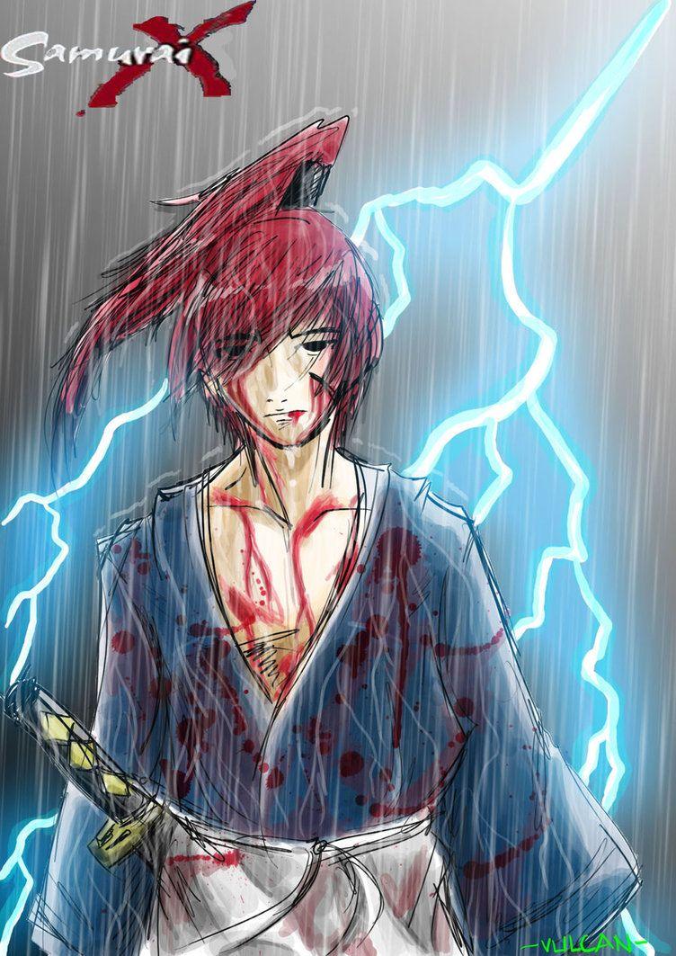 Samurai X Trust And Betrayal By Lijohn321 On Deviantart Sticker
