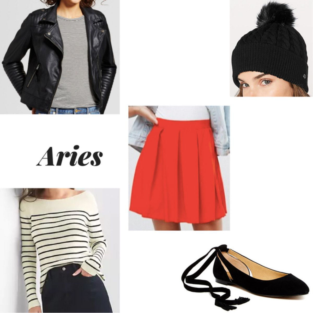 Zodiac Style Fire Signs Aries Leo Sagittarius Updated 2018 College Fashion Aesthetic Clothes Aries Outfits Fashion