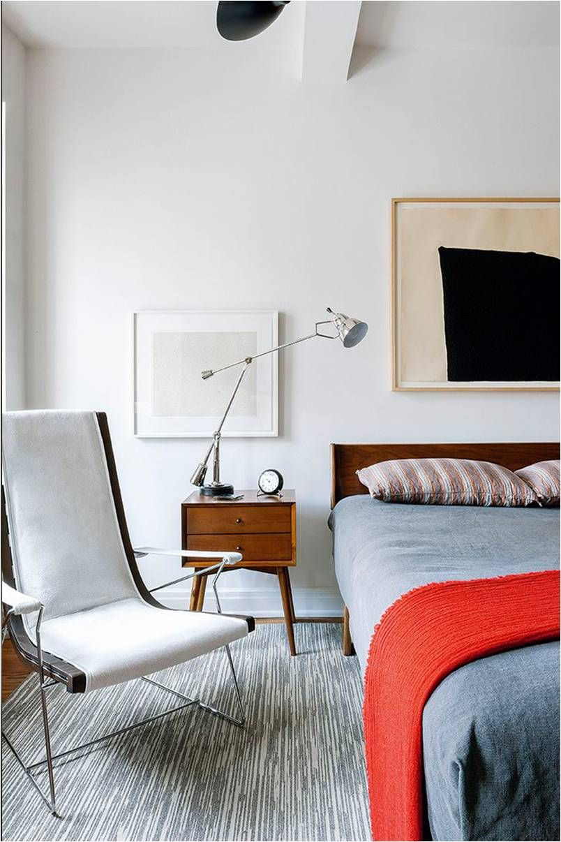 modern bedroom designs%0A These beautiful bedrooms decorated in the midcentury modern style show you  how to do this popular decorating style right