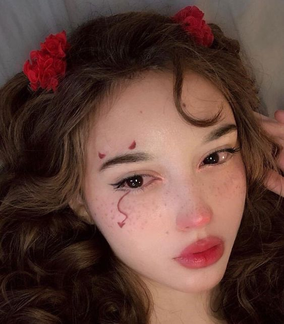 10 Halloween Makeup Looks That Will Get Everyone's