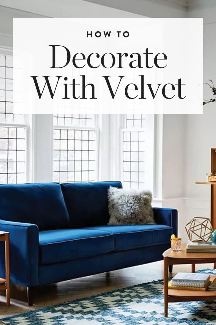 Were calling it velvet is the most gorgeous home trend via purewow