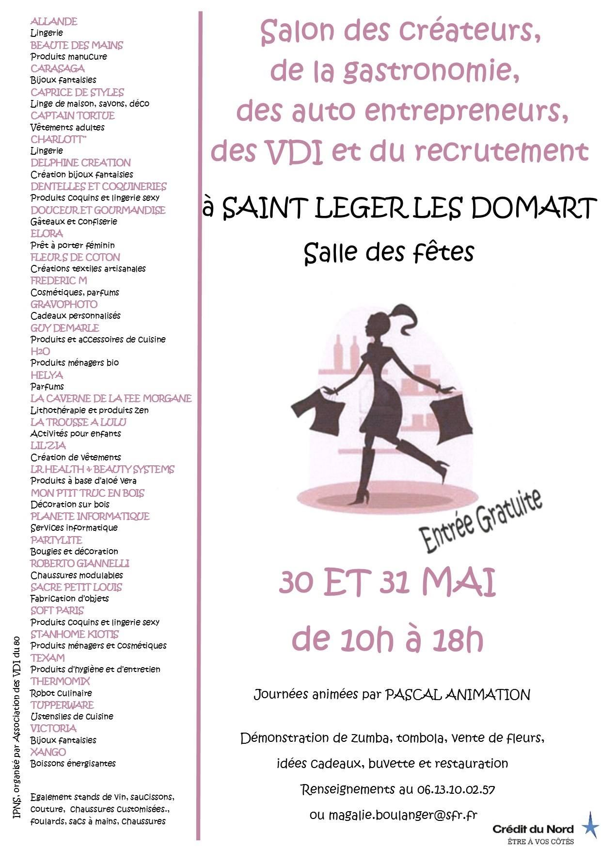 emploi vdi chaussures