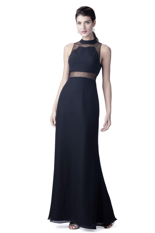 Langes Abendkleid Rückenfrei Schwarz Von Venus  Mode Bösckens