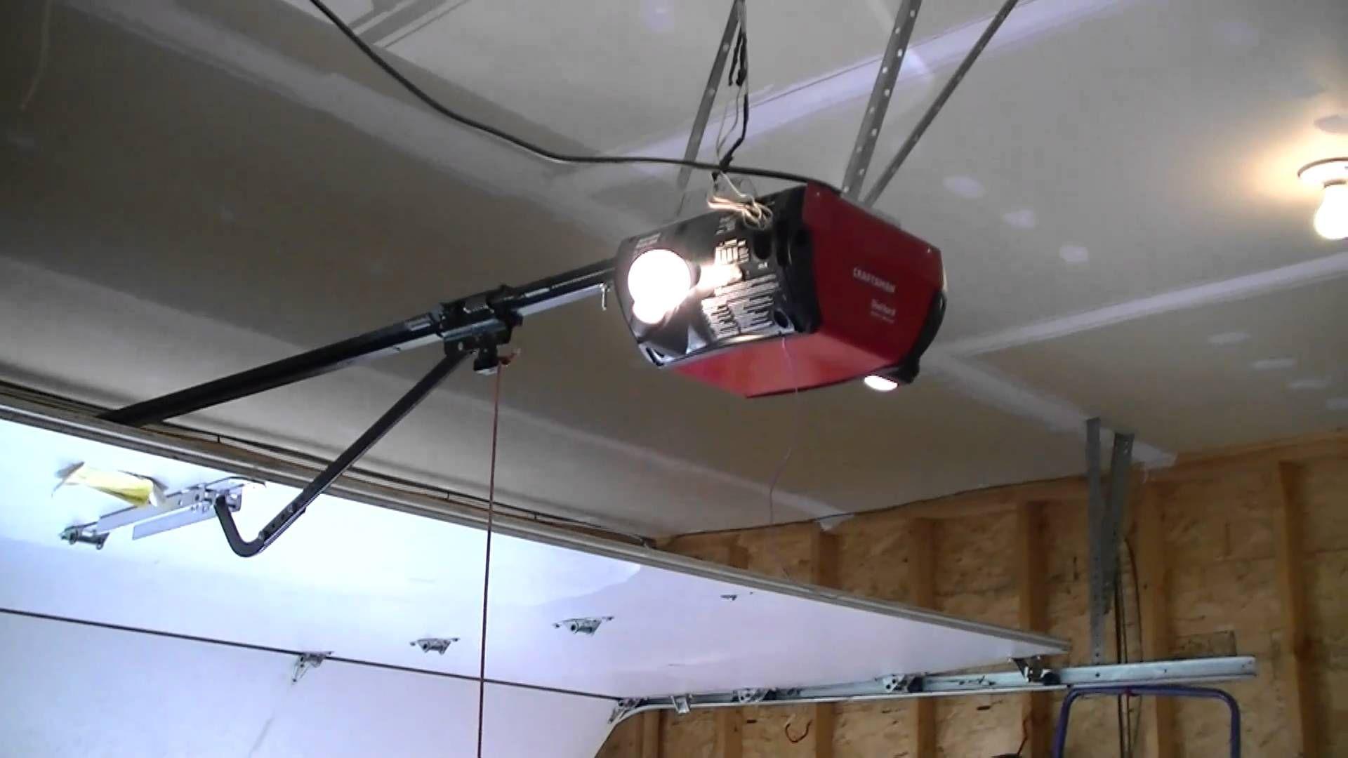 8 Simple Garage Door Opener Money Saving Tips Garage Door Opener Installation Craftsman Garage Door Opener Craftsman Garage Door