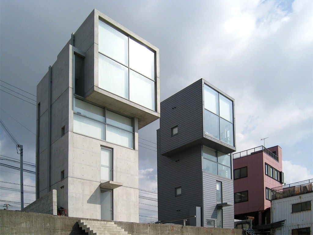 Contemporary Japanese Architecture Style Characteristics Houses