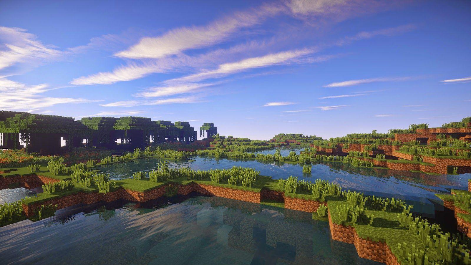 Minecraft Shaders Ultra SEUS DoF YouTube  Minecraft shaders