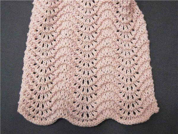 tricoter 2 pelotes ensemble