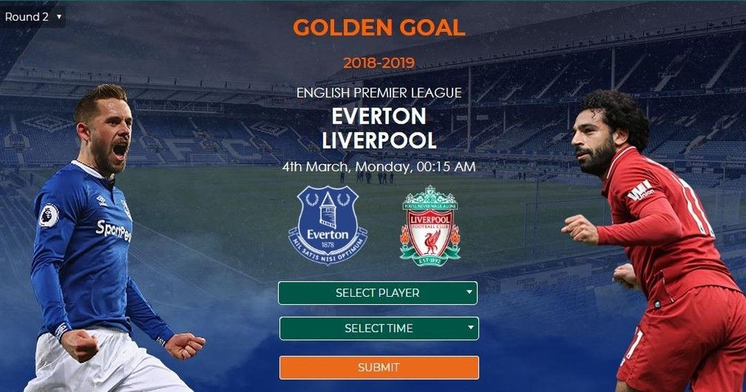 Ready For The 2nd Round Of Golden Goal Who Will Be The First Goalscorer This Time Around Predict The First English Premier League Goals Premier League