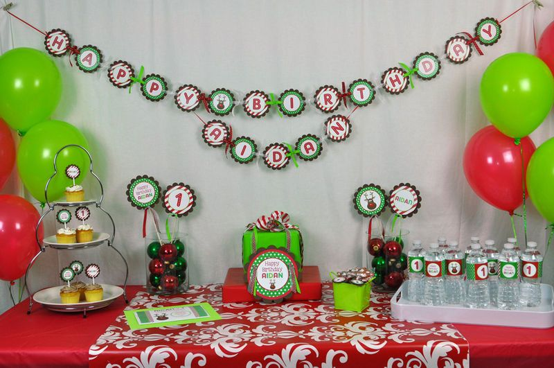 Lovely Simple Christmas Party Ideas Part - 11: Birthdays