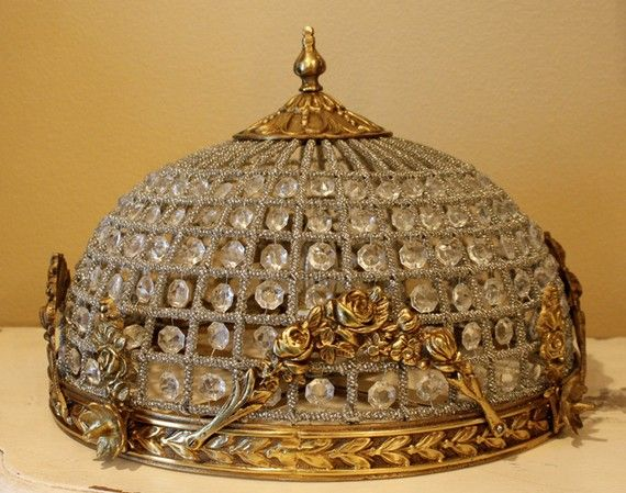 Maison decor antique french beaded chandelier i need this for my maison decor antique french beaded chandelier aloadofball Choice Image