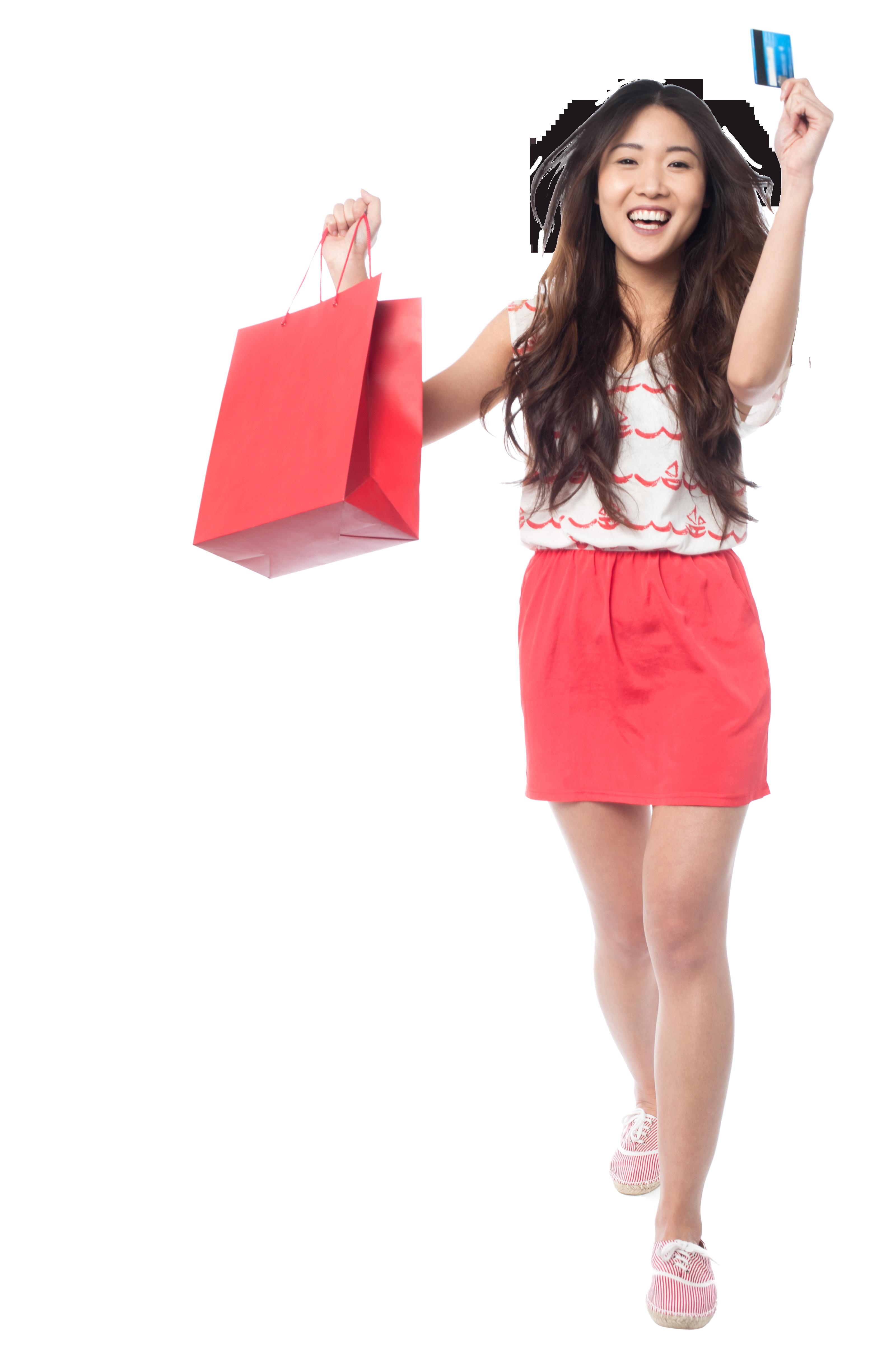 Women Shopping Png Image Women Shopping Women Shopping