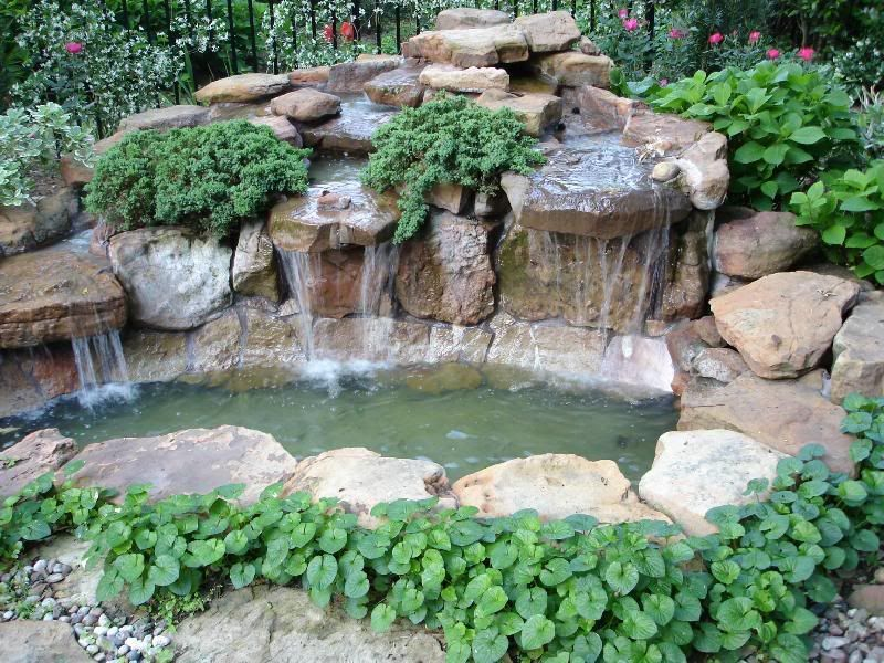 ponds and waterfalls pictures Waterfall pond