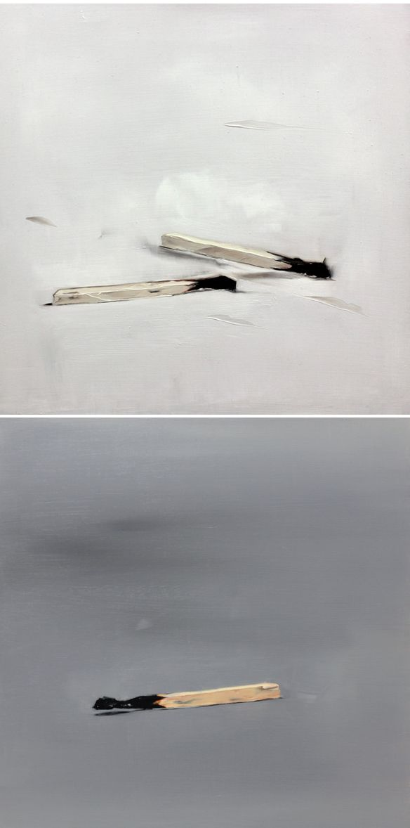 paintings by mollie douthit <3