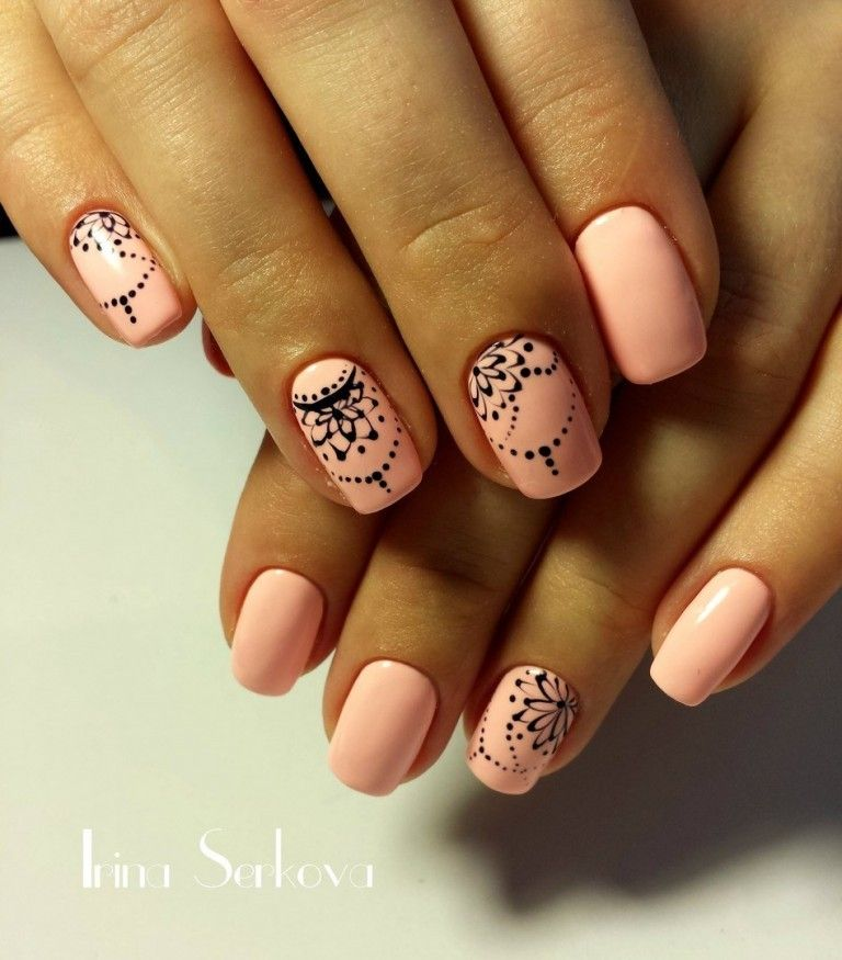 Furry Nails Art | Nail art design gallery, Indian nails and Pattern ...