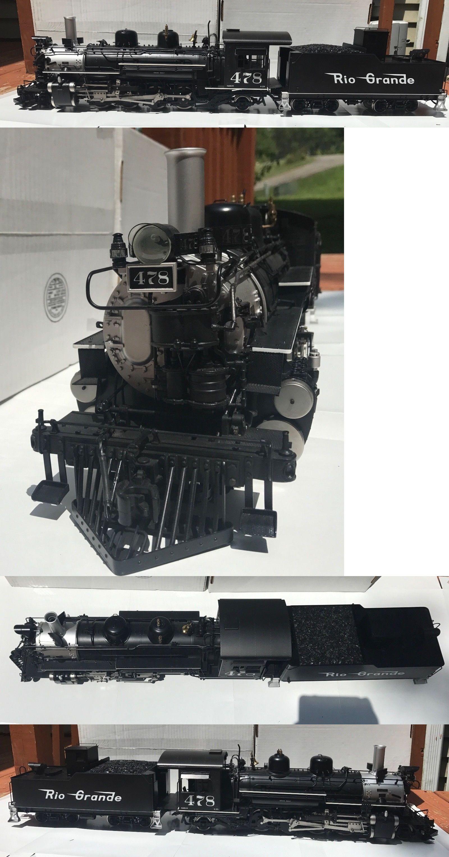 122576 Accucraft Rio Grande K28 Steam