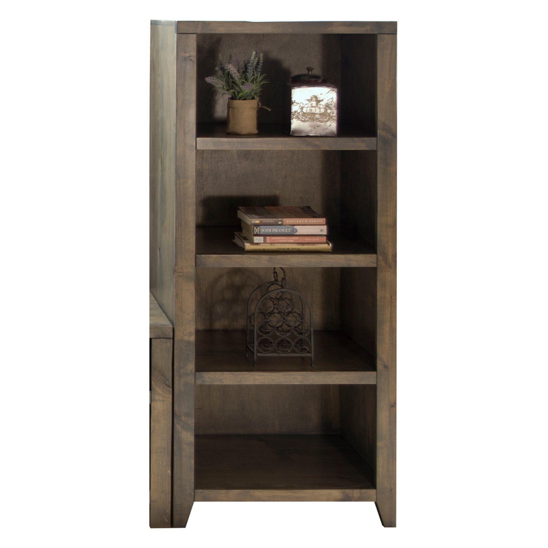 Legends Furniture Joshua Creek Bookcase Pier   JC3203.BNW