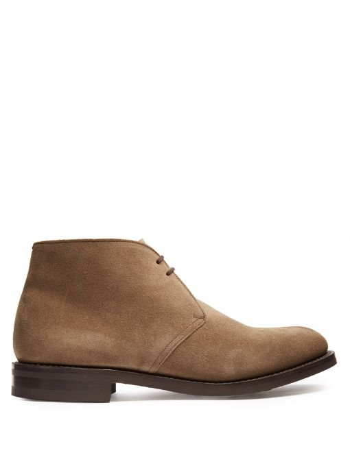 39caeec3462 CHURCH S Ryder 3 Suede Chukka Boots.  churchs  shoes  boots ...
