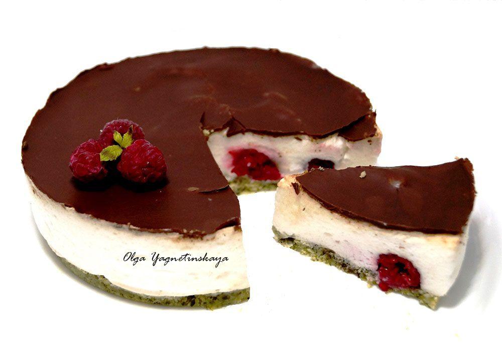 диетический тортик с черносливом: