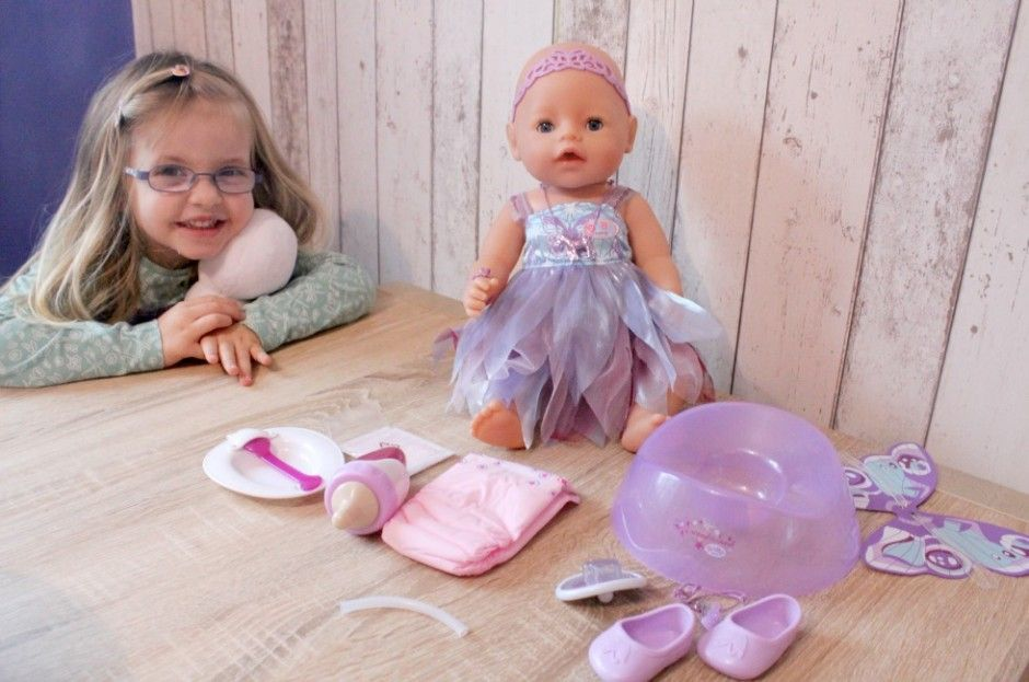 Baby Born Interactive Wonderland Doll #Review  | Tami Anderson #ToyTuesday